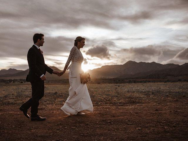 La boda de Dan y Eli en San Jose, Almería 69