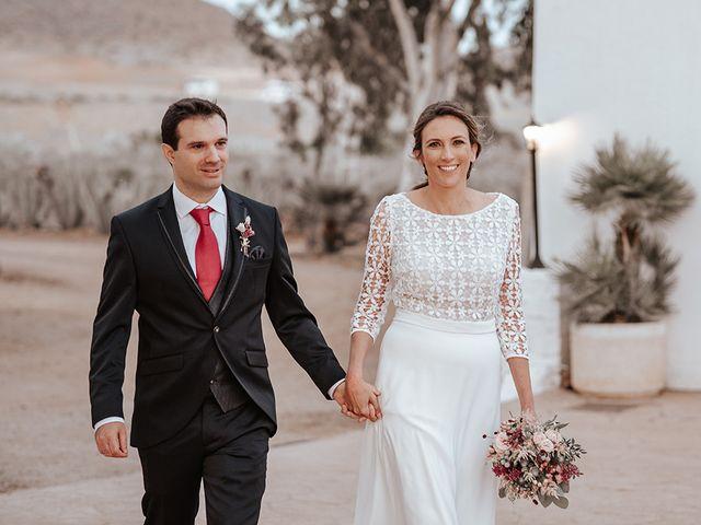 La boda de Dan y Eli en San Jose, Almería 70