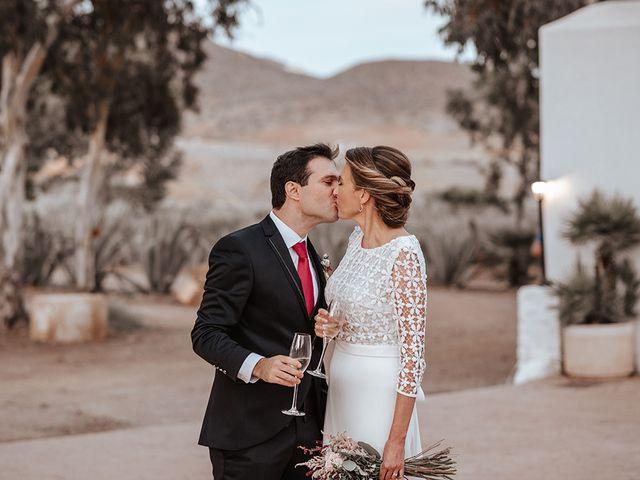 La boda de Dan y Eli en San Jose, Almería 72