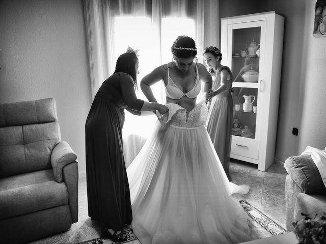 La boda de Irene y Daniel en Valdastillas, Cáceres 15