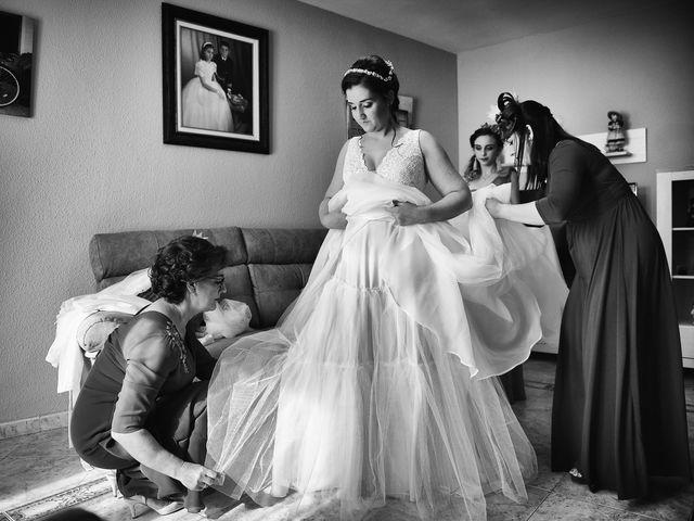 La boda de Irene y Daniel en Valdastillas, Cáceres 18