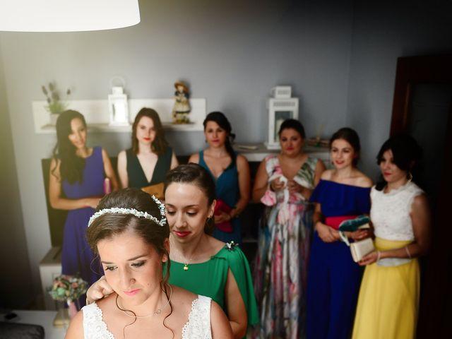 La boda de Irene y Daniel en Valdastillas, Cáceres 22