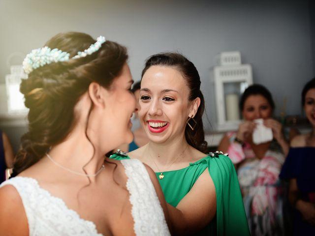 La boda de Irene y Daniel en Valdastillas, Cáceres 23