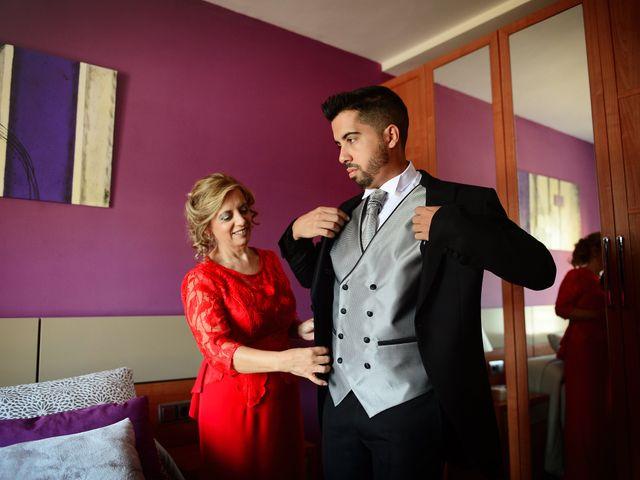 La boda de Irene y Daniel en Valdastillas, Cáceres 25