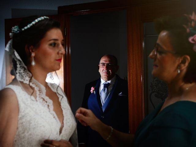 La boda de Irene y Daniel en Valdastillas, Cáceres 26