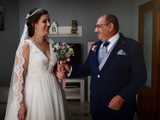La boda de Irene y Daniel en Valdastillas, Cáceres 27