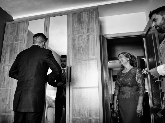 La boda de Irene y Daniel en Valdastillas, Cáceres 28