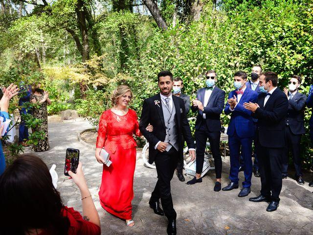 La boda de Irene y Daniel en Valdastillas, Cáceres 31