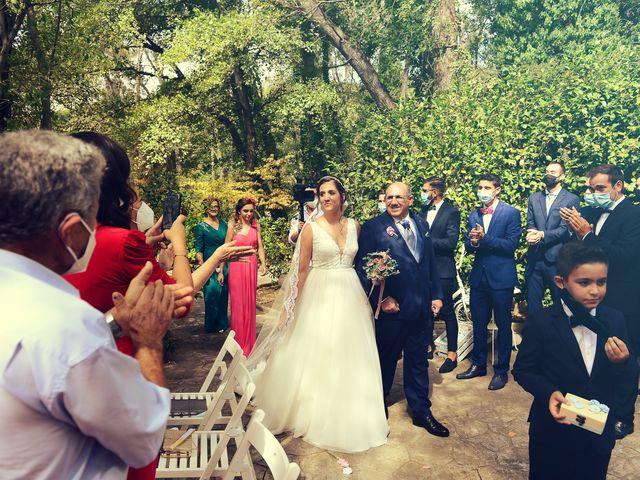 La boda de Irene y Daniel en Valdastillas, Cáceres 33