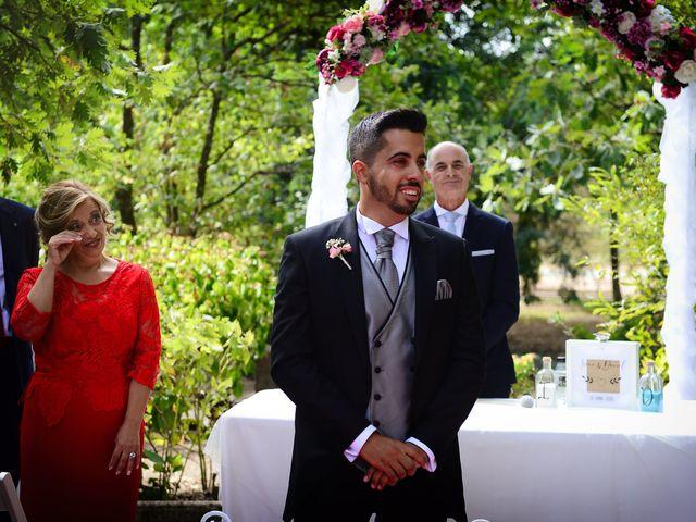La boda de Irene y Daniel en Valdastillas, Cáceres 34