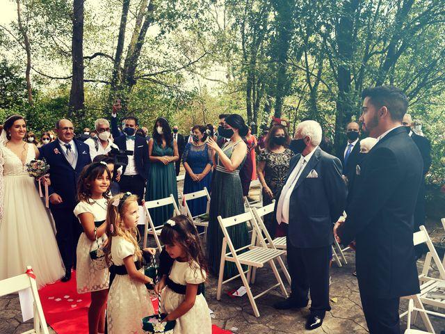 La boda de Irene y Daniel en Valdastillas, Cáceres 35