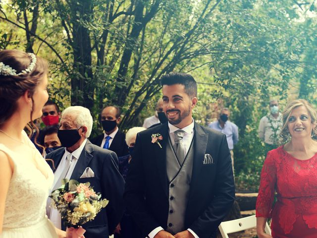 La boda de Irene y Daniel en Valdastillas, Cáceres 37