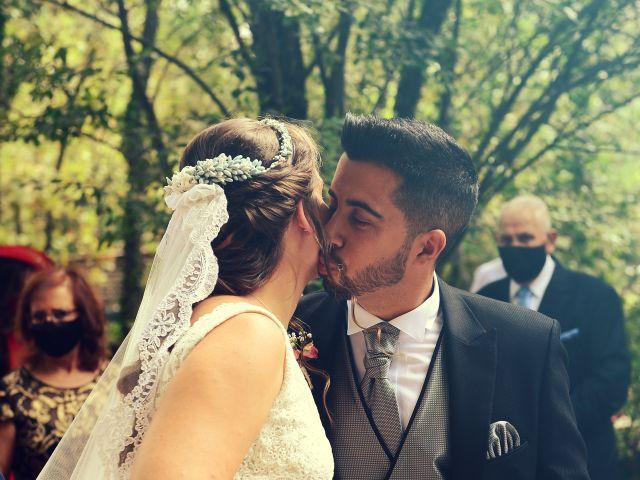 La boda de Irene y Daniel en Valdastillas, Cáceres 39