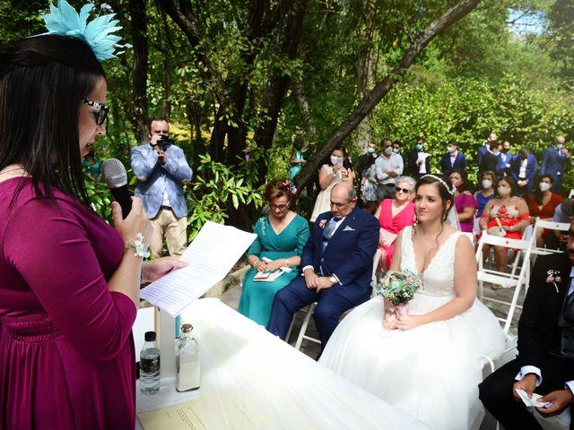 La boda de Irene y Daniel en Valdastillas, Cáceres 40