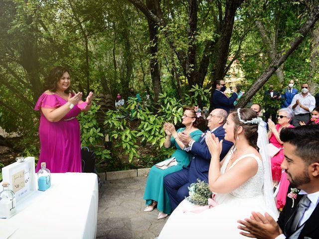 La boda de Irene y Daniel en Valdastillas, Cáceres 41