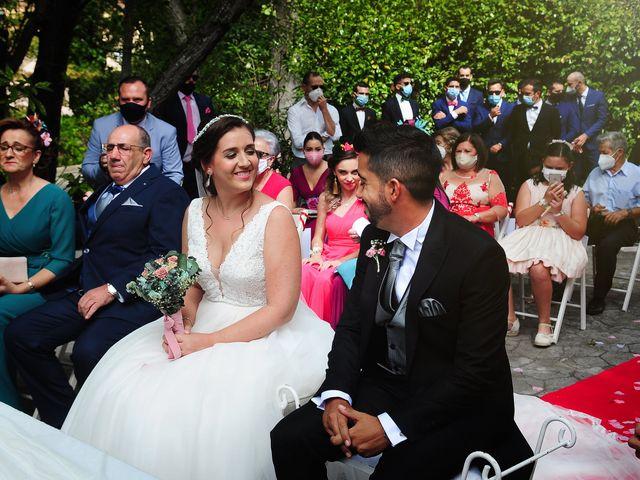La boda de Irene y Daniel en Valdastillas, Cáceres 43
