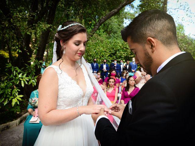 La boda de Irene y Daniel en Valdastillas, Cáceres 45