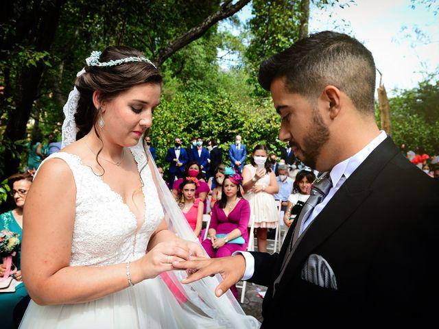 La boda de Irene y Daniel en Valdastillas, Cáceres 46