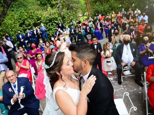 La boda de Irene y Daniel en Valdastillas, Cáceres 48