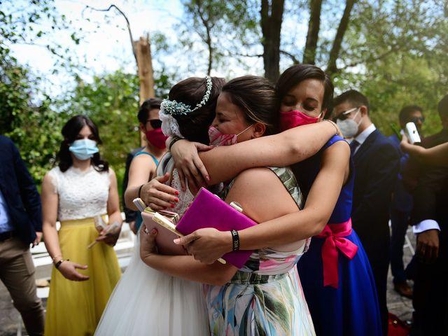 La boda de Irene y Daniel en Valdastillas, Cáceres 53