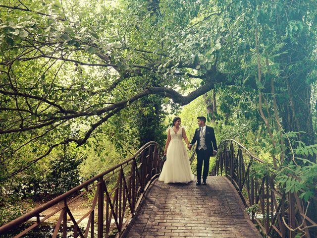 La boda de Irene y Daniel en Valdastillas, Cáceres 54