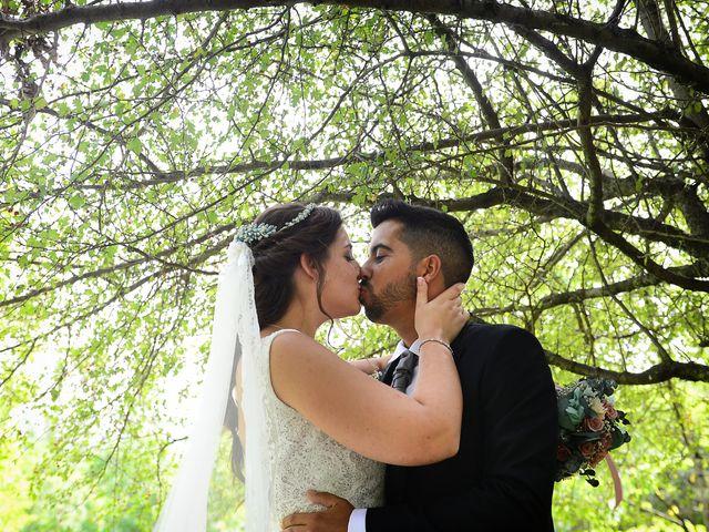 La boda de Irene y Daniel en Valdastillas, Cáceres 55