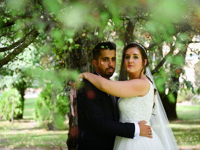 La boda de Irene y Daniel en Valdastillas, Cáceres 56