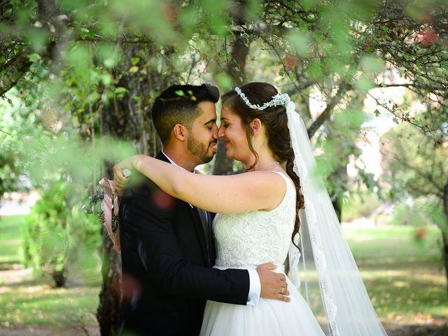 La boda de Irene y Daniel en Valdastillas, Cáceres 57
