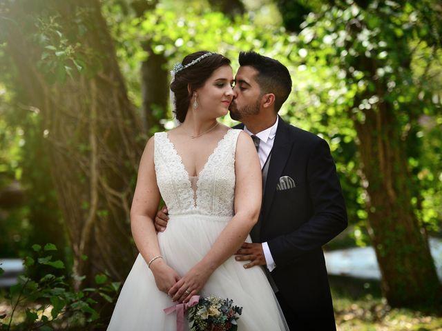 La boda de Irene y Daniel en Valdastillas, Cáceres 59