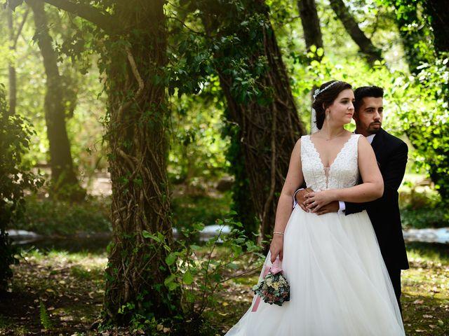 La boda de Irene y Daniel en Valdastillas, Cáceres 60
