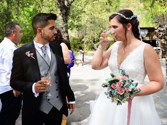 La boda de Irene y Daniel en Valdastillas, Cáceres 61