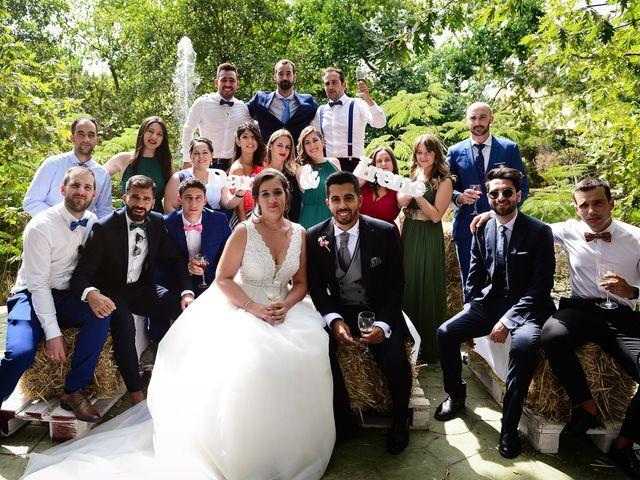 La boda de Irene y Daniel en Valdastillas, Cáceres 62
