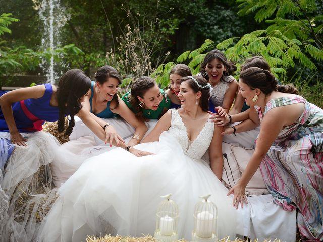 La boda de Irene y Daniel en Valdastillas, Cáceres 64