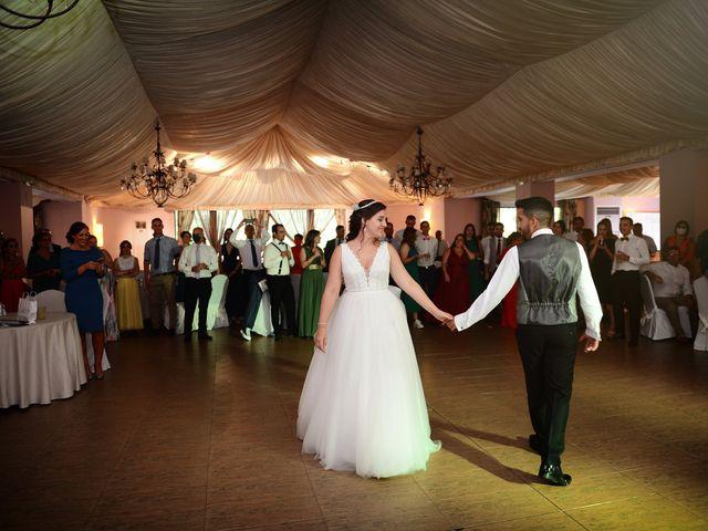 La boda de Irene y Daniel en Valdastillas, Cáceres 68