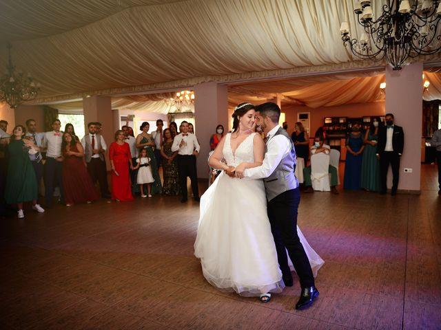 La boda de Irene y Daniel en Valdastillas, Cáceres 69