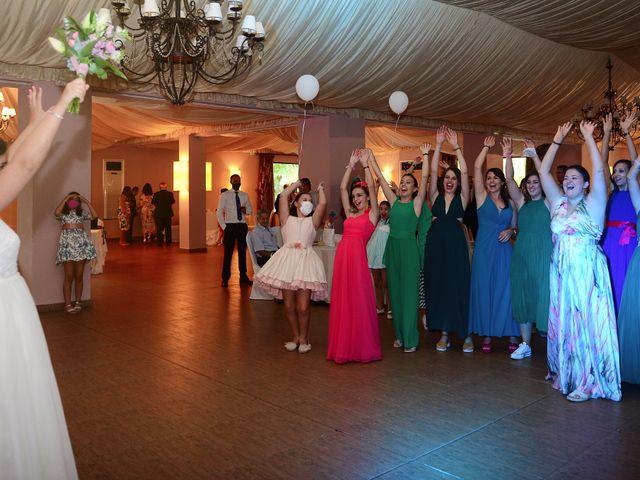 La boda de Irene y Daniel en Valdastillas, Cáceres 70