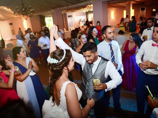 La boda de Irene y Daniel en Valdastillas, Cáceres 72