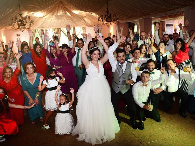 La boda de Irene y Daniel en Valdastillas, Cáceres 74
