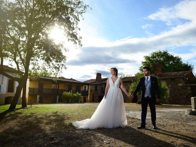 La boda de Irene y Daniel en Valdastillas, Cáceres 75