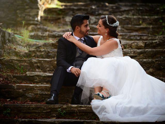 La boda de Irene y Daniel en Valdastillas, Cáceres 77
