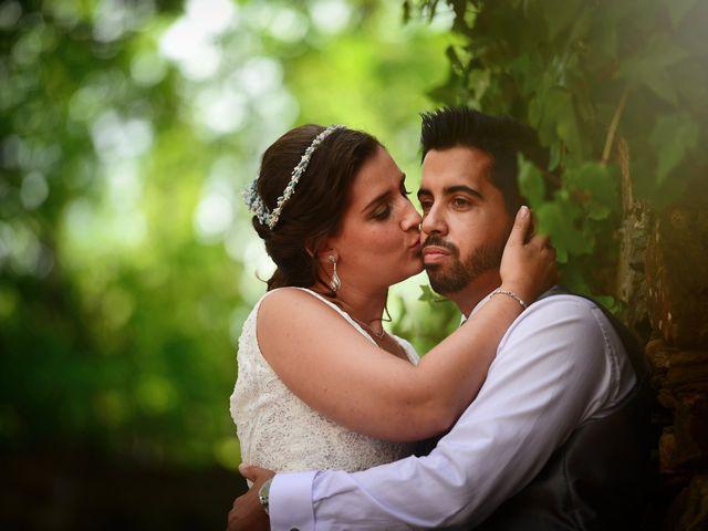 La boda de Irene y Daniel en Valdastillas, Cáceres 78