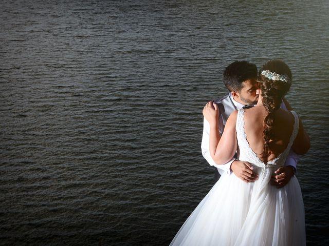 La boda de Irene y Daniel en Valdastillas, Cáceres 82
