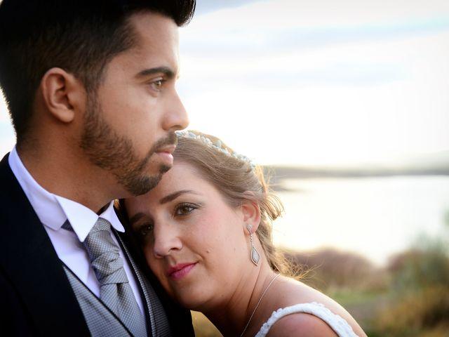 La boda de Irene y Daniel en Valdastillas, Cáceres 83