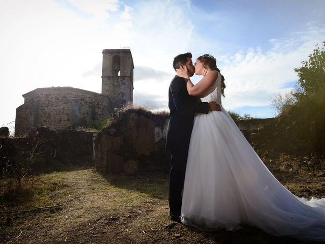 La boda de Irene y Daniel en Valdastillas, Cáceres 84