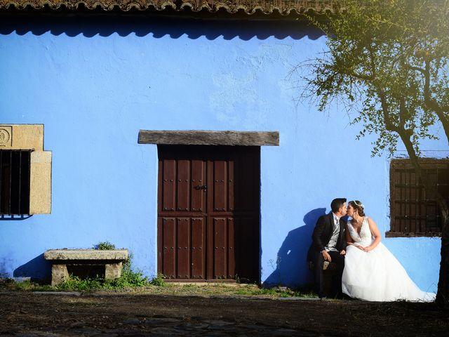 La boda de Irene y Daniel en Valdastillas, Cáceres 85