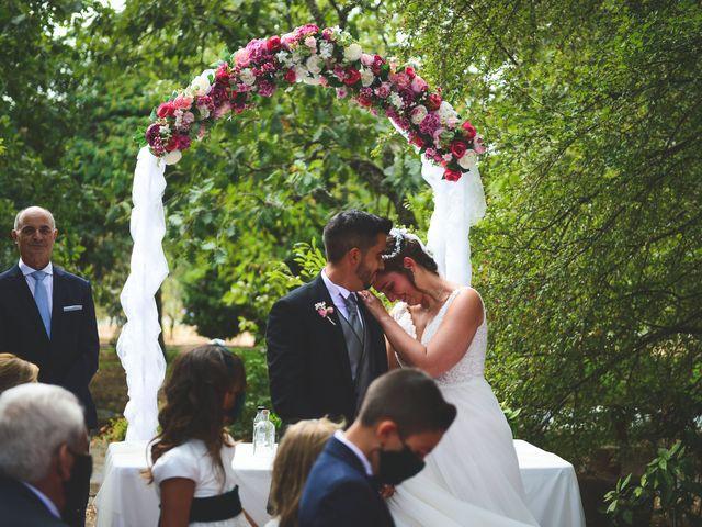 La boda de Irene y Daniel en Valdastillas, Cáceres 38