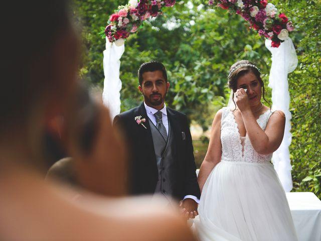La boda de Irene y Daniel en Valdastillas, Cáceres 50