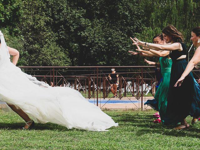 La boda de Irene y Daniel en Valdastillas, Cáceres 67
