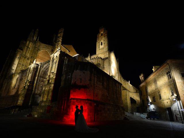 La boda de Irene y Daniel en Valdastillas, Cáceres 87