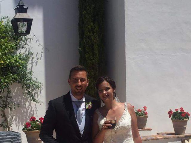 La boda de Manuel  y Pastora en Ecija, Sevilla 3